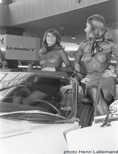 … c'était au salon de Paris en 1972