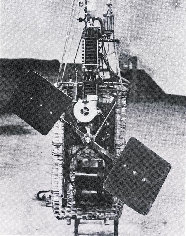 Santos-Dumont 1889 (extrait de