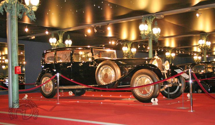 Peut-on espérer voir des motos au milieu des Bugatti à Mulhouse ?