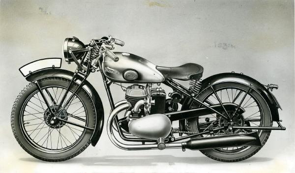 Motos Standard : le simple ACT né du protectionnisme Standard-200-Rekord-1938-021