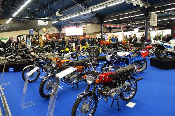 L'expo Suzuki