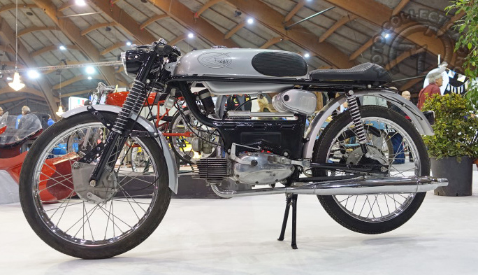 Encore une réalisation de Tartarini : le Tarbo 50 de 1967 (TARtarini Bologna)