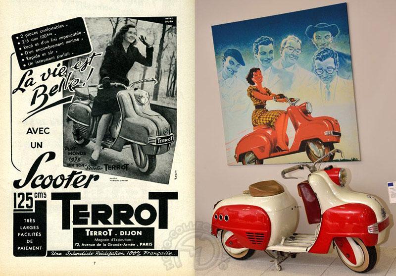 Sylviane baguée, c'est Denise Perrier qui devient Miss Monde 1953 et Miss Terrot au passage