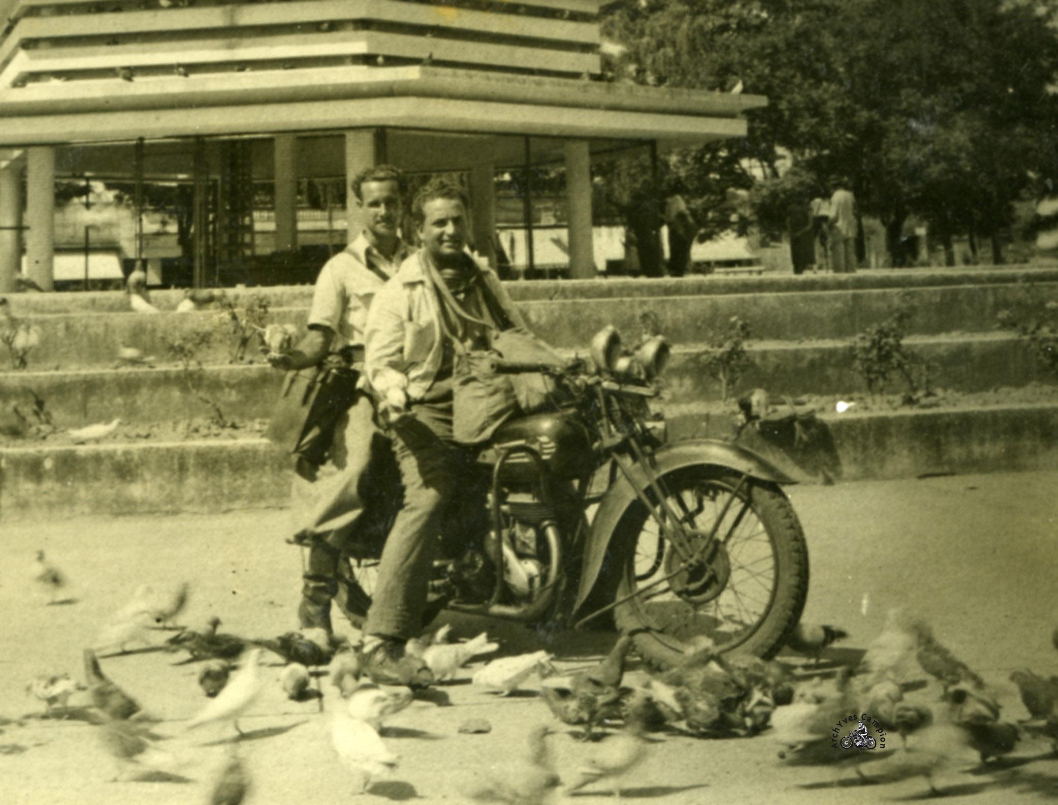 Terrot 500 RDA armée 1940-arg