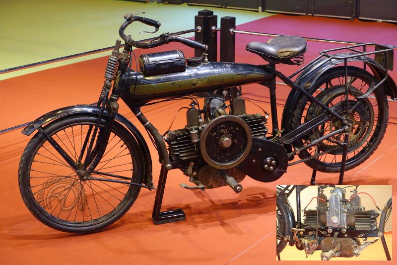 Terrot Cuzeau 1919-70