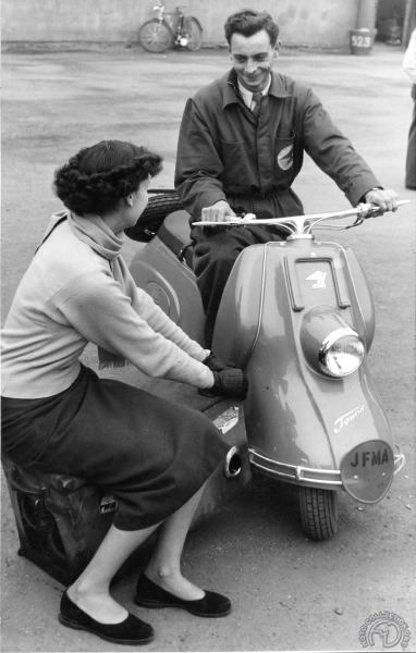 Heinkel 150 1953