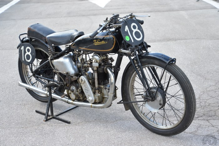 Velocette 350 KTT Mk1 -1933 Boura-37