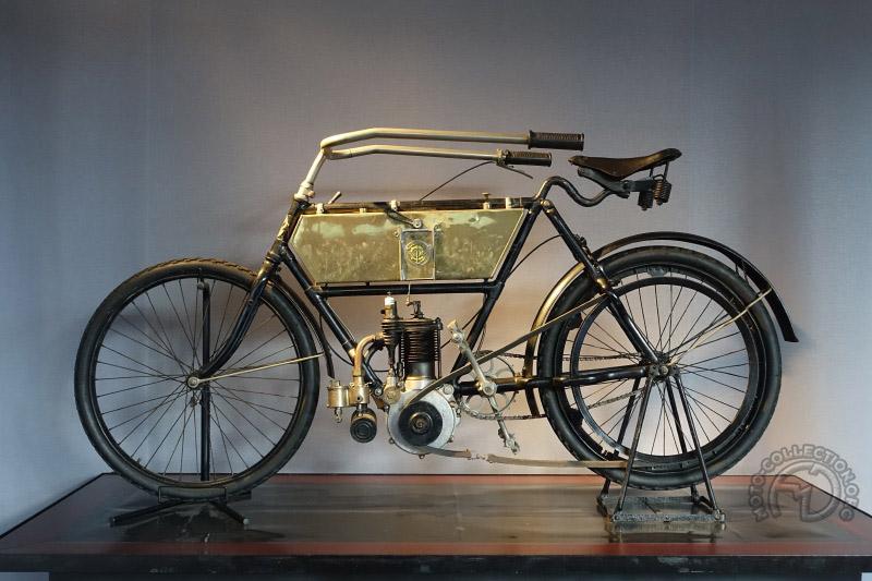 Werner 2,5 HP type LD 1903-02