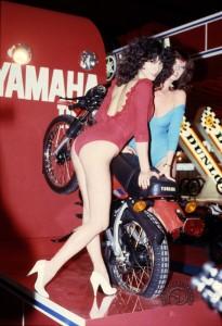Girls de salon (2) | Le Blog Moto Collection