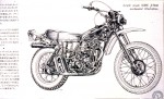 Yamaha 500 XT-055