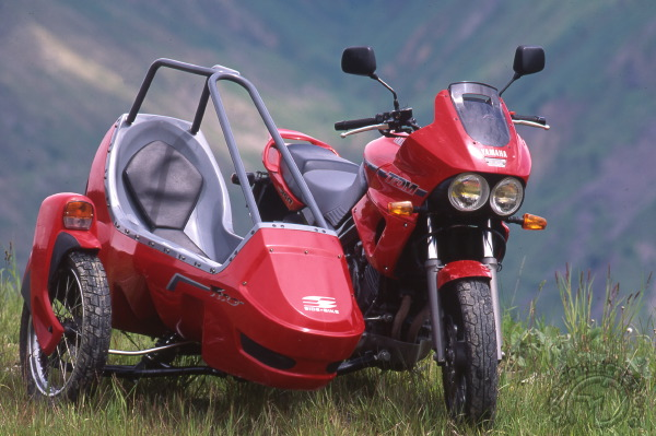 3 roues sur l'angle Yamaha-850-side-to-1986-077