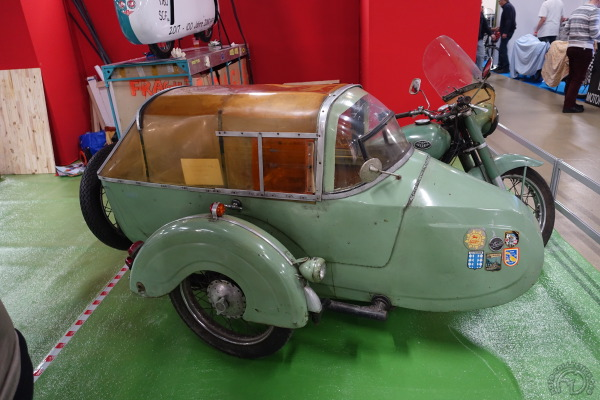 Zündapp 600 KS side Steib biplace-17