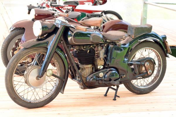 Collection Moto  Quiz : les motos de l'inconnu