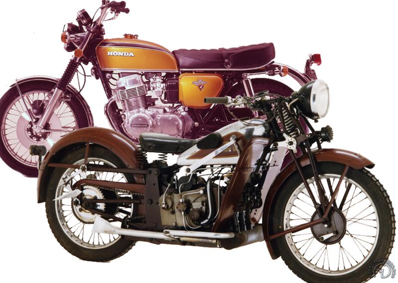 Guzzi fête son centenaire et égale Honda