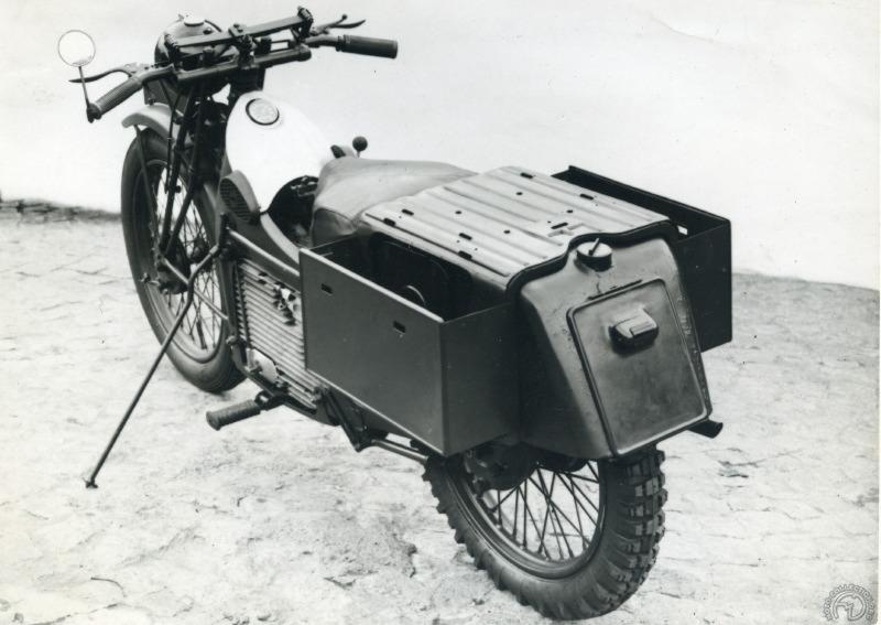 i-Sévitame 330 usine 1939-47