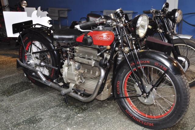 La 750 Motoconfort de la collection Chapleur. Une pièce unique