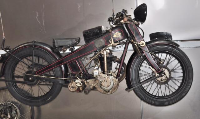 Autre rareté, une CP Roleo à moteur LMP de 1928