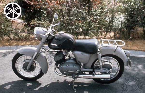 Yamaha YD 1 motocyclette motorrad motorcycle vintage classic classique scooter roller moto scooter