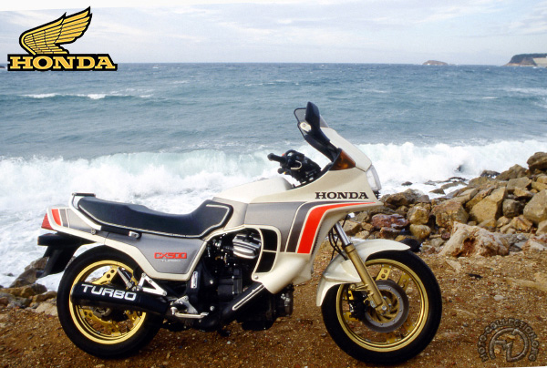 Collection Moto Honda 500 1981-1981