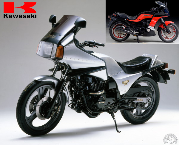 Kawasaki Z Turbo   motocyclette motorrad motorcycle vintage classic classique scooter roller moto scooter