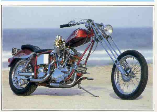 Harley Davidson Chopper motocyclette motorrad motorcycle vintage classic classique scooter roller moto scooter