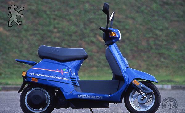 Peugeot Prototype scooter électrique  motocyclette motorrad motorcycle vintage classic classique scooter roller moto scooter