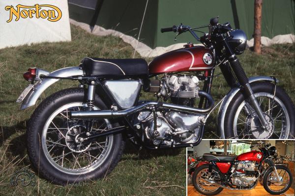 Norton P 11 & P11 A Ranger motocyclette motorrad motorcycle vintage classic classique scooter roller moto scooter