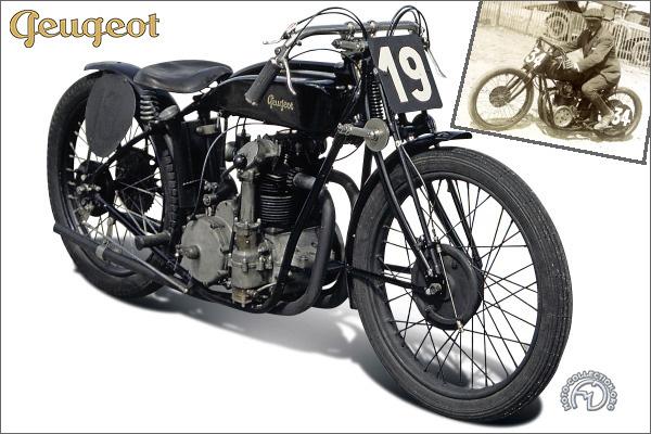Peugeot M 2 Usine Antonesco motocyclette motorrad motorcycle vintage classic classique scooter roller moto scooter
