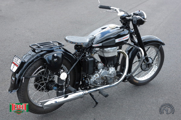 Collection Moto Terrot 500 1949-1956