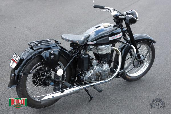 Terrot RGST (Magnat Debon : C4TS) motocyclette motorrad motorcycle vintage classic classique scooter roller moto scooter