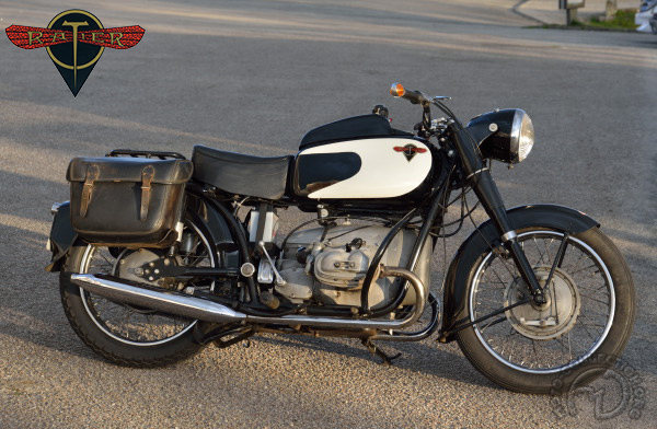 Collection Moto Ratier 600 1960-1962