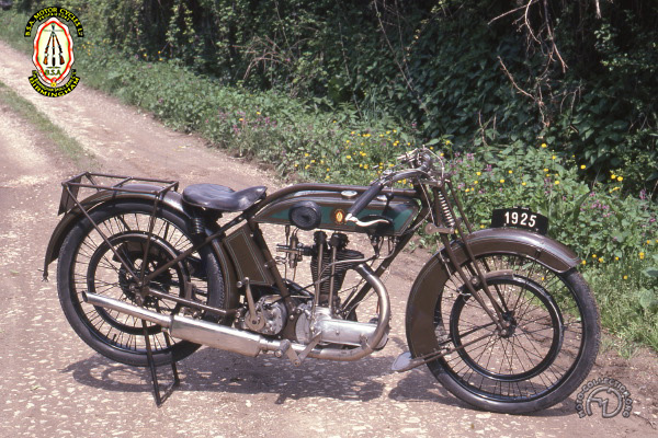 Collection Moto BSA 350 1925-