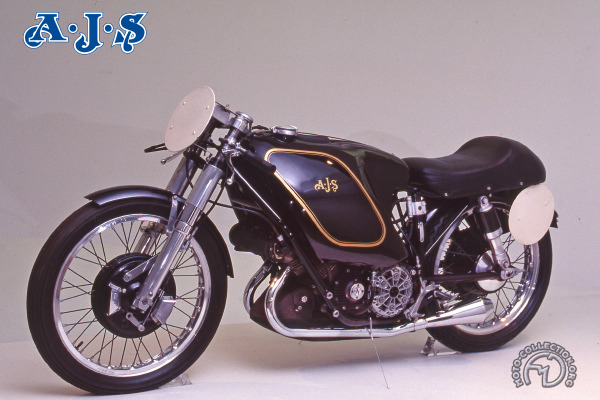 Collection Moto AJS 500 1954-1954