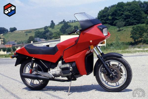 BFG Odyssée (Pré-série) motocyclette motorrad motorcycle vintage classic classique scooter roller moto scooter