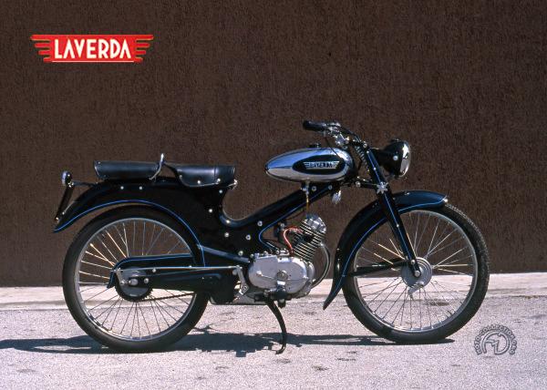 Laverda Motoleggera motocyclette motorrad motorcycle vintage classic classique scooter roller moto scooter