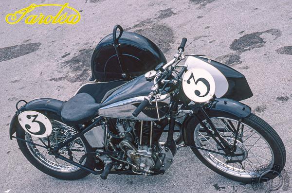 sarolea monotube 35 c6 side bufflier moto passion moto collection fran ois marie dumas www. Black Bedroom Furniture Sets. Home Design Ideas