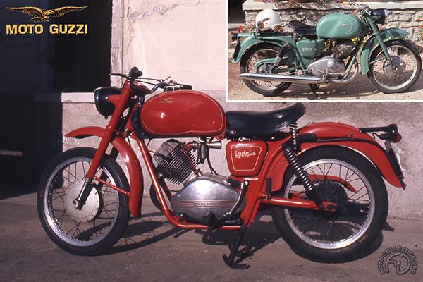 Moto Guzzi Lodola motocyclette motorrad motorcycle vintage classic classique scooter roller moto scooter