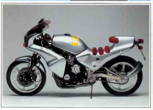 Collection Moto Egli 1000 1980-