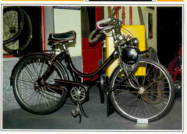 Vélosolex - Hispano Suiza