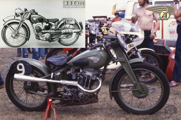 Ardie Feuerreiter  motocyclette motorrad motorcycle vintage classic classique scooter roller moto scooter