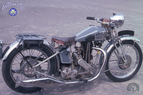 Automoto A 30 motocyclette motorrad motorcycle vintage classic classique scooter roller moto scooter