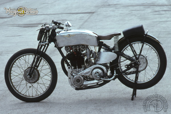 Collection Moto Nougier 500 1937-