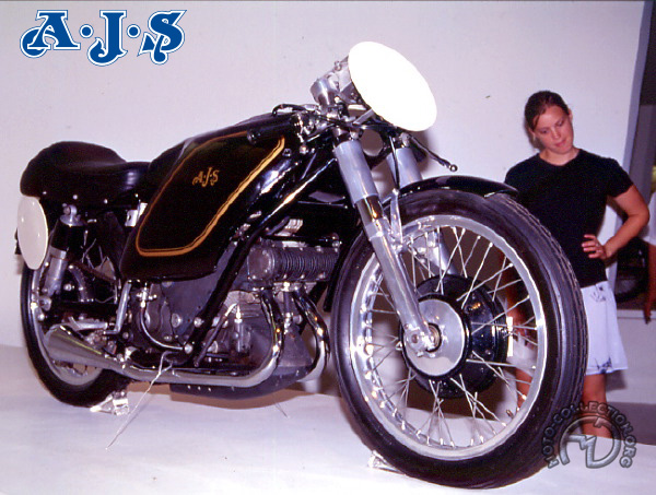 Collection Moto AJS 500 1947-1952