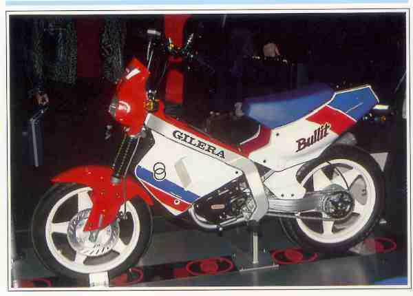 Collection Moto Gilera 50 1989-