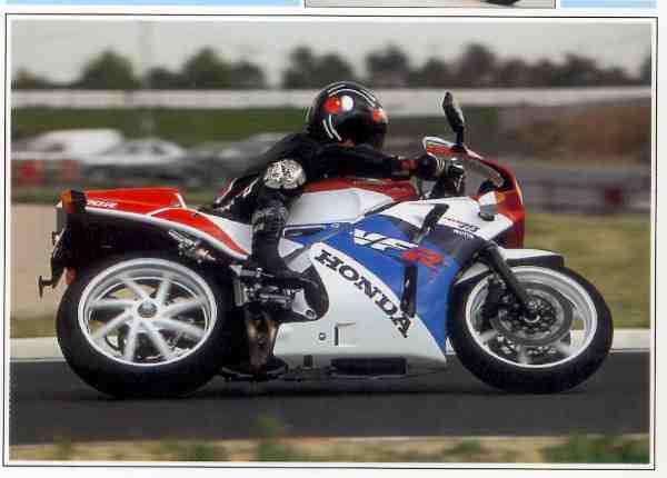 Honda VFR-R motocyclette motorrad motorcycle vintage classic classique scooter roller moto scooter
