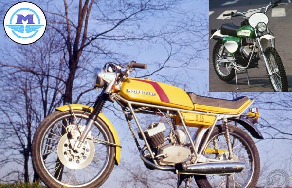 Motobécane - Motoconfort D 55 TT motocyclette motorrad motorcycle vintage classic classique scooter roller moto scooter