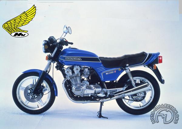 Honda CB F Bol dor motocyclette motorrad motorcycle vintage classic classique scooter roller moto scooter