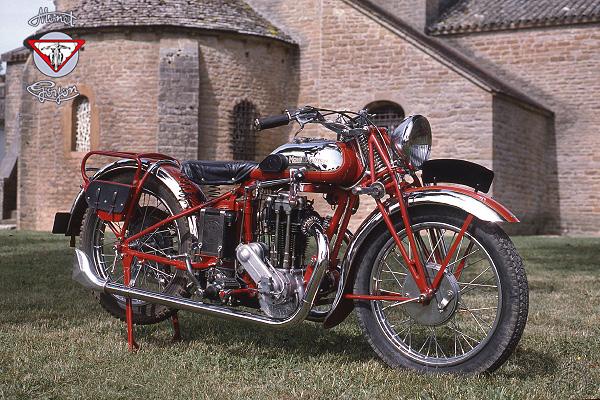 Monet Goyon GA motocyclette motorrad motorcycle vintage classic classique scooter roller moto scooter