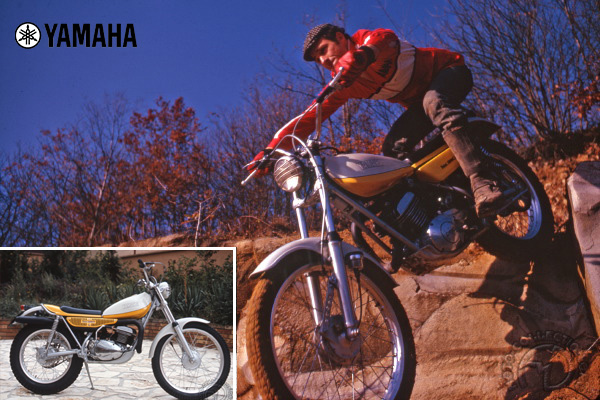 Collection Moto Yamaha 250 1974-1984