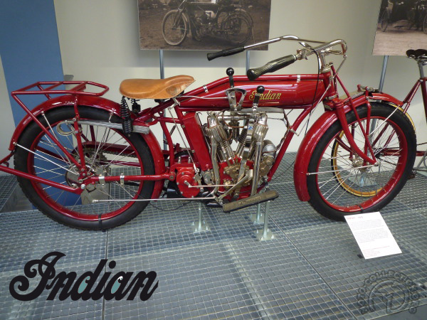 Collection Moto Indian 1000 1909-1915